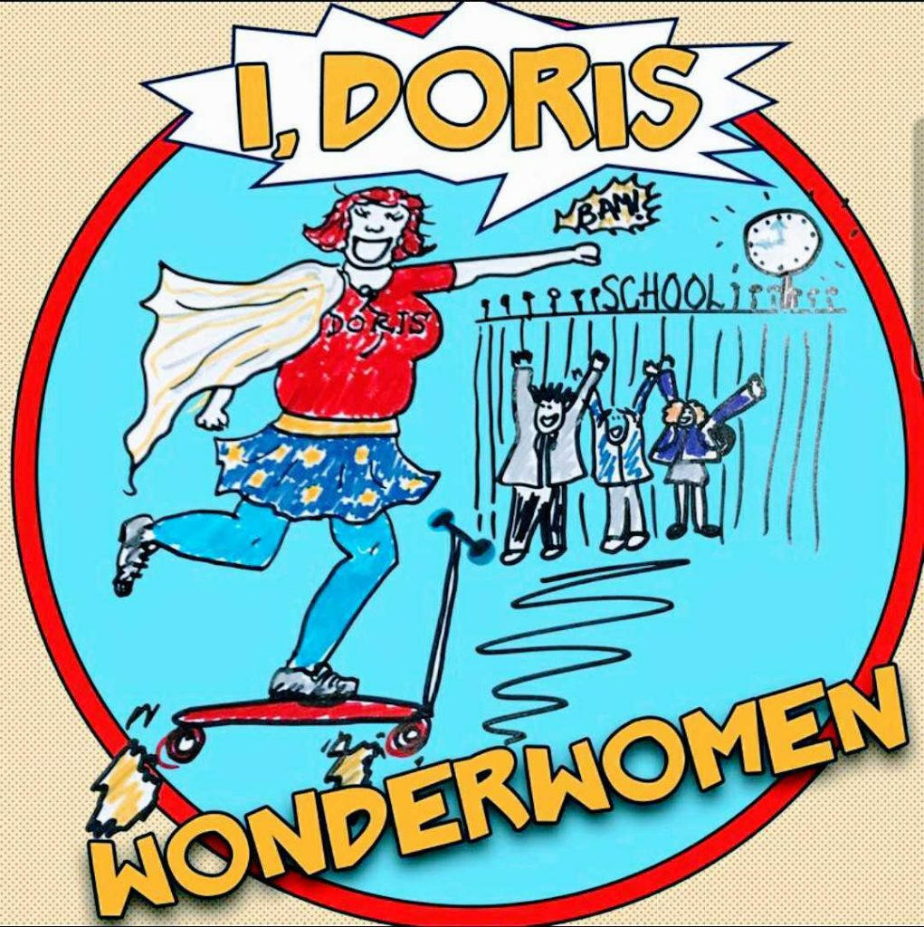 I, Doris – here to save the world 🌍
